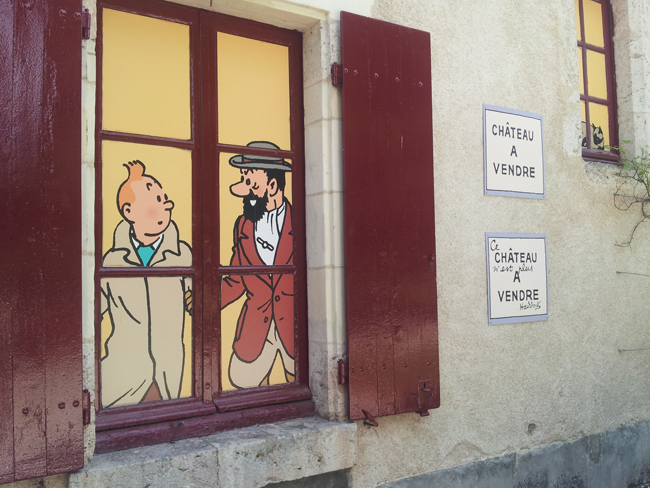 chateau_Cheverny_exposition_Tintin
