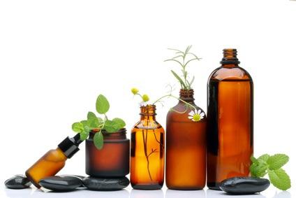 produits cosmétiques naturels à base de plantes