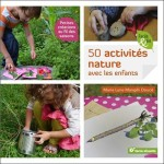 Des livres d'activités nature avec les enfants