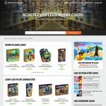Avenue de la Brique, comparateur de prix 100 % LEGO