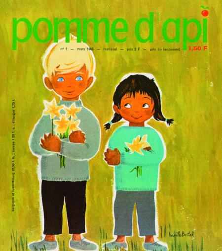 Pomme_d_api_couverture_numero_1_mars_1966