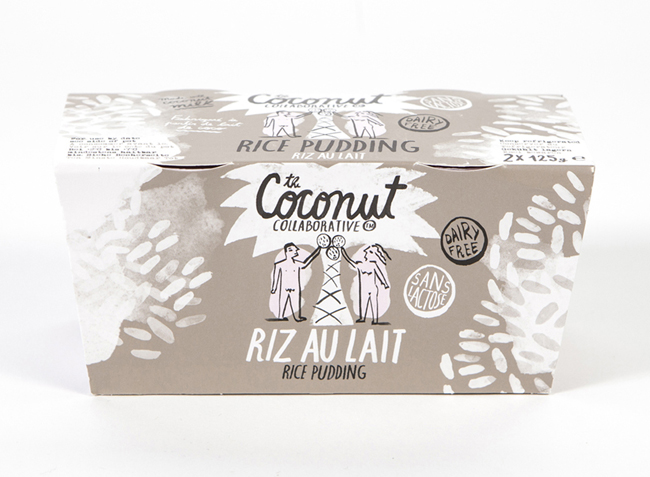 The Coconut Collaborative - Riz au lait