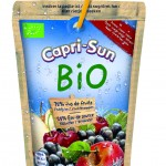 Capri-sun lance une gamme 100 % bio !