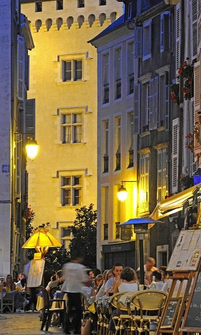 Restaurant Rue Henri Iv Pau