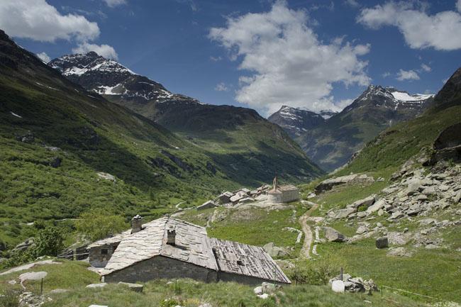 L'Ecot en Haute Maurienne Vanoise, où a été tourné Belle et_ ebastien - Gilles Lansard