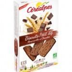 On a testé les biscuits bio Céréalpes