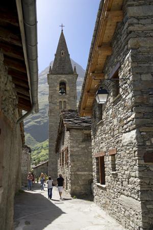 village de Bonneval sur Arc Gilles Lansard