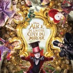 Alice, de l'autre côté du miroir : beau mais peu original