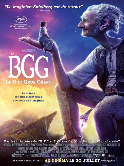 BGG - Affiche
