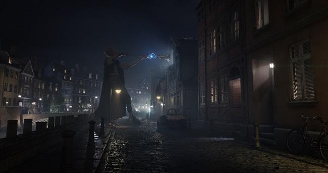 Le BGG, réalisé par Spielberg et inspiré du best-seller de Roald Dahl, se promène dans Londres la nuit