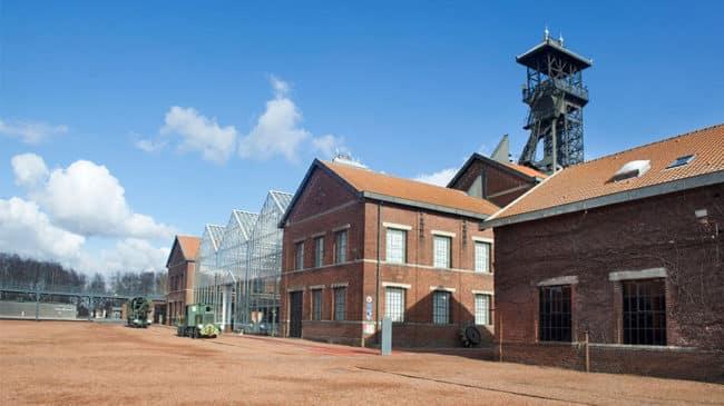 centre historique minier de Lewarde dans le Nord