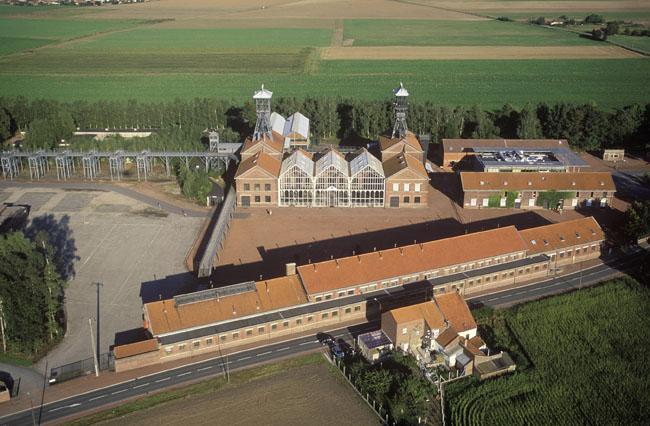 vue-aerienne-Centre-Historique-Minier-Lewarde-credit-P.Cheuva-CHM