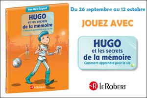 Hugo et les secrets de la mémoire