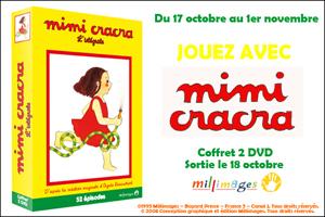 DVD Mimi Cracra