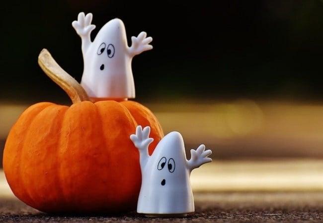 fêter Halloween avec les enfants
