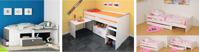 livingo meubles et d co online pour chambre d 39 enfant. Black Bedroom Furniture Sets. Home Design Ideas