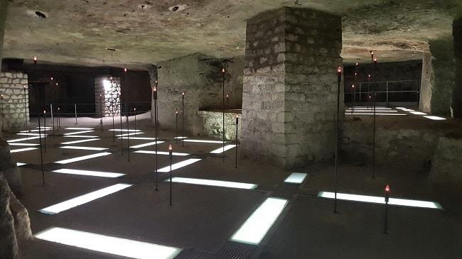 Caverne du dragon sur le Chemin des Dames