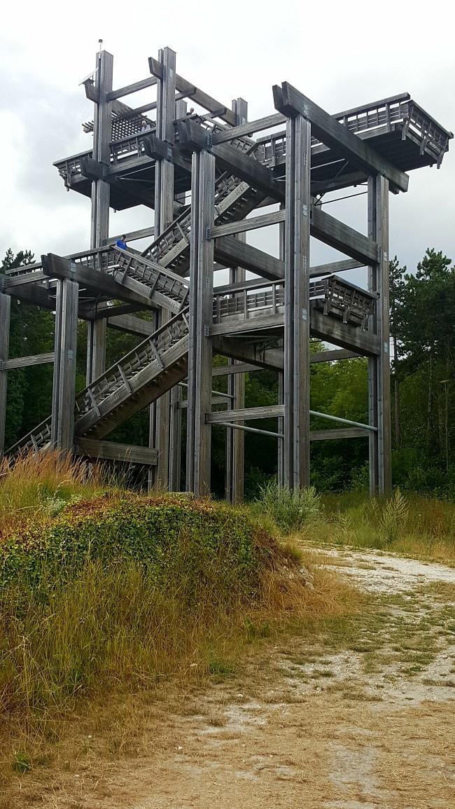 Chemin des Dames Tour Observatoire