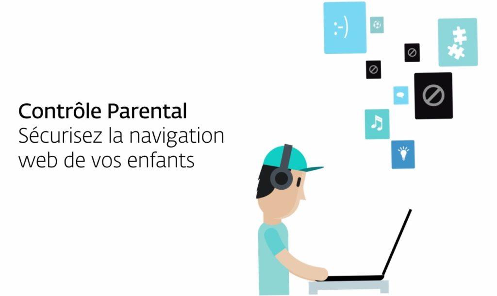 Sécurisez la navigation web de vos enfants avec le contrôle parental