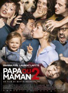 Papa ou maman 2, on adore !