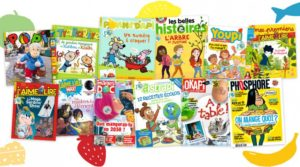 Noël : et si vous leur offriez un abonnement à un magazine jeunesse ?