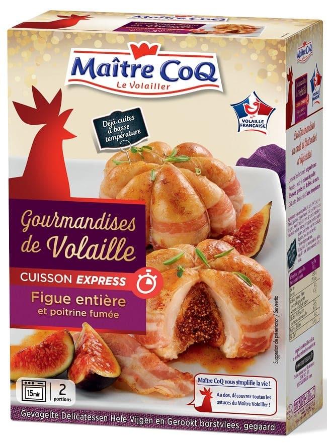gourmandises de volaille Maitre Coq