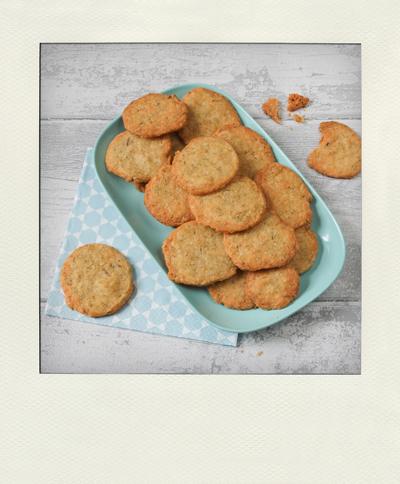 crackers-parmesan-romarin-sans-gluten