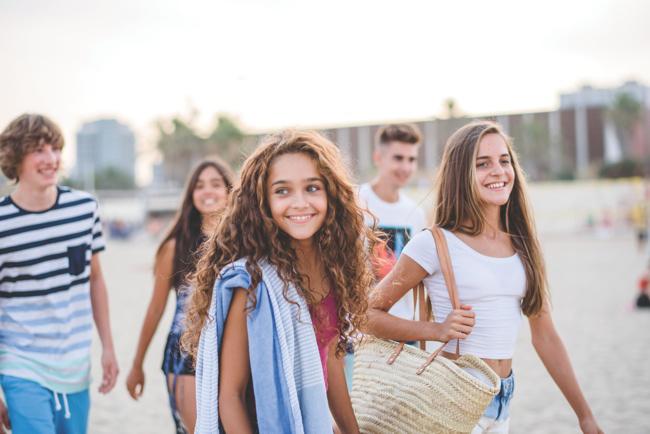 Ados en séjour linguistique pour apprendre l'anglais à Malte