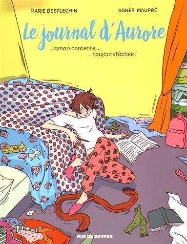 couv-bd-jeunesse-le-journal-d-aurore-marie-deplechin