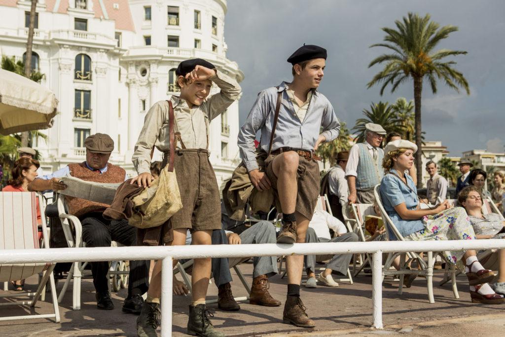Un sac de Billes, Jo et Maurice arrivent à Nice