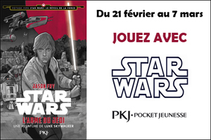 Pocket Jeunesse - Star Wars