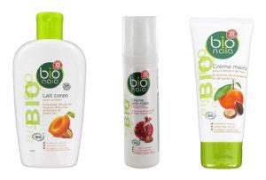 Bio Naïa et Labell Bio, des soins bios à tout petit prix