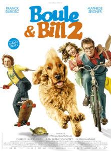 Boule & Bill 2, un film pour les plus jeunes