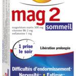 TEST : Mag 2 Sommeil, magnésium et mélatonine, le cocktail gagnant