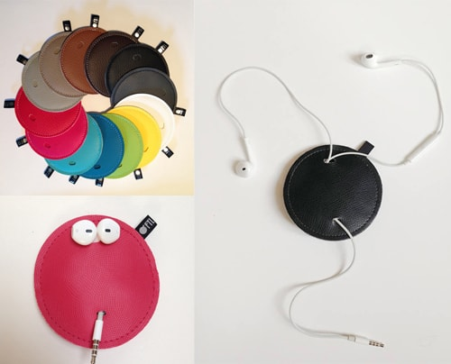 Pochette range-écouteurs Ofyl