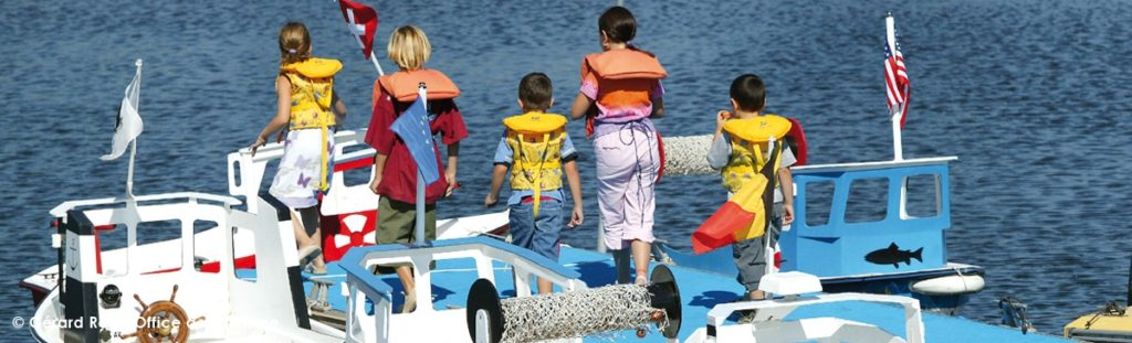 Activités enfants au Cap d'Agde