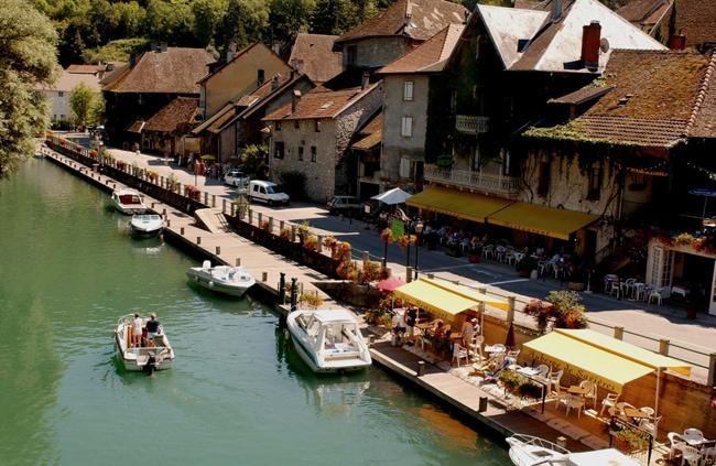 Chanaz - Canal de Savières