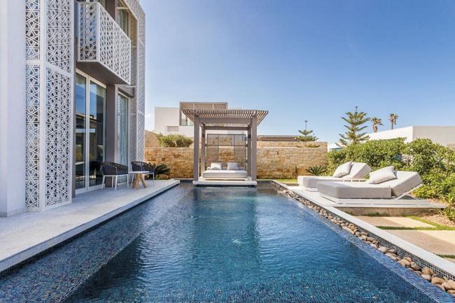 Sofitel Tamuda Bay, Maroc, piscine