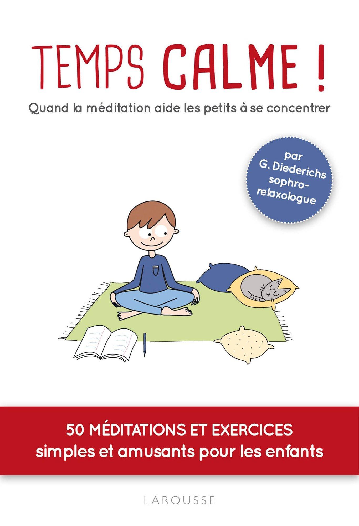 Temps calme ! Quand la méditation aide les petits à se concentrer