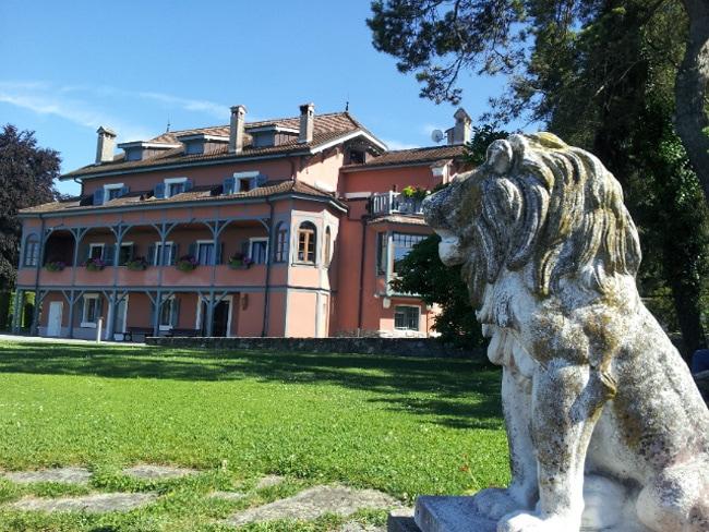 Le Jardin du Pré-Curieux à Evian