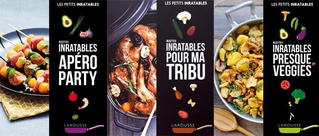 Collection Les Petits Inratables, chez Larousse