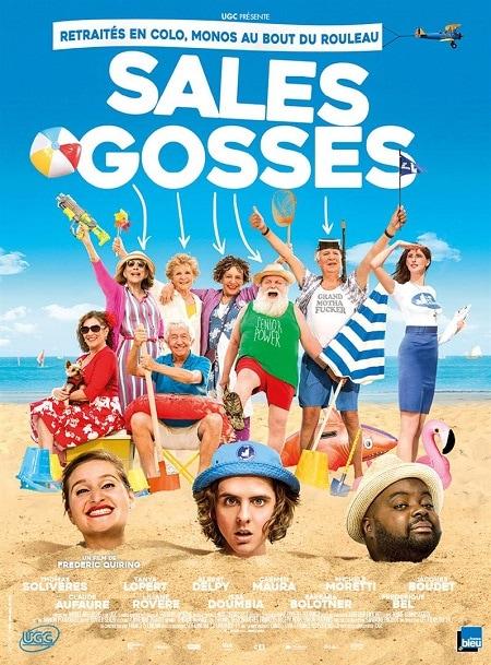 Affiche du film Sales Gosses, au cinéma le 19 juillet 2017