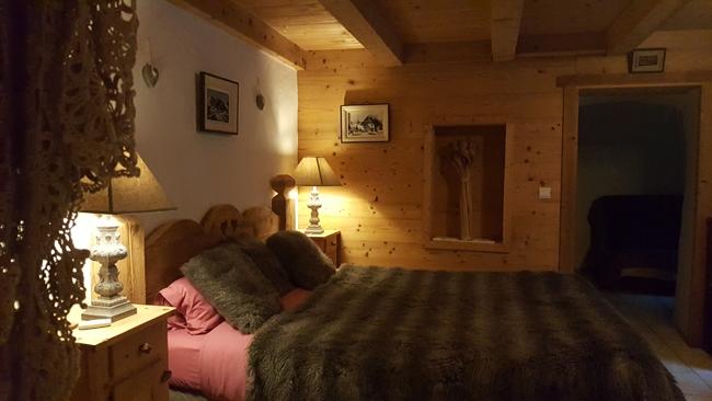 Le Coeur de Marie, Val d'Arly, chambre familiale