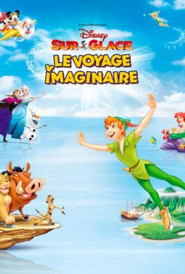 Affiche Disney sur Glace 2017