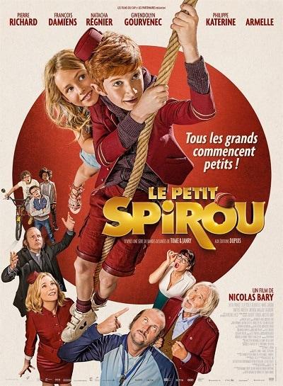 Affiche Le Petit Spirou film