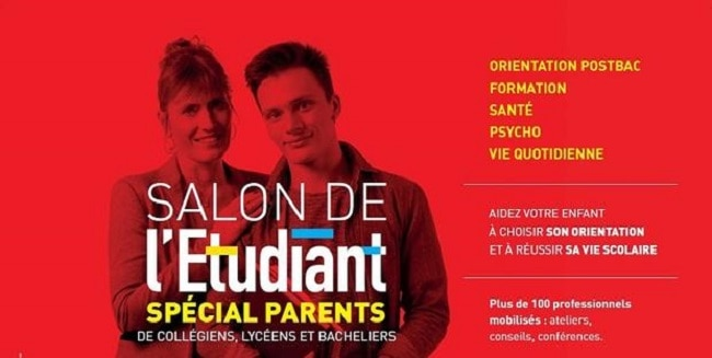Salon de l'Etudiant Spécial Parents