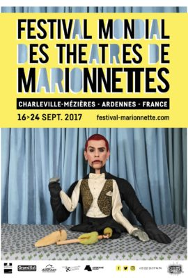 Affiche Festival International de Marionnettes 2017