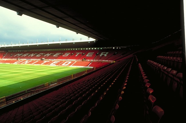 Stade d'Old Trafford, Manchester