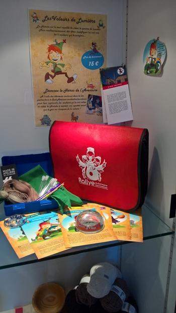 kit parcours-jeux enfants découverte de l'avesnois