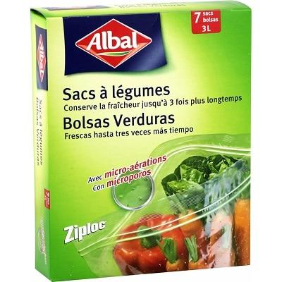 sac conservation légumes Albal